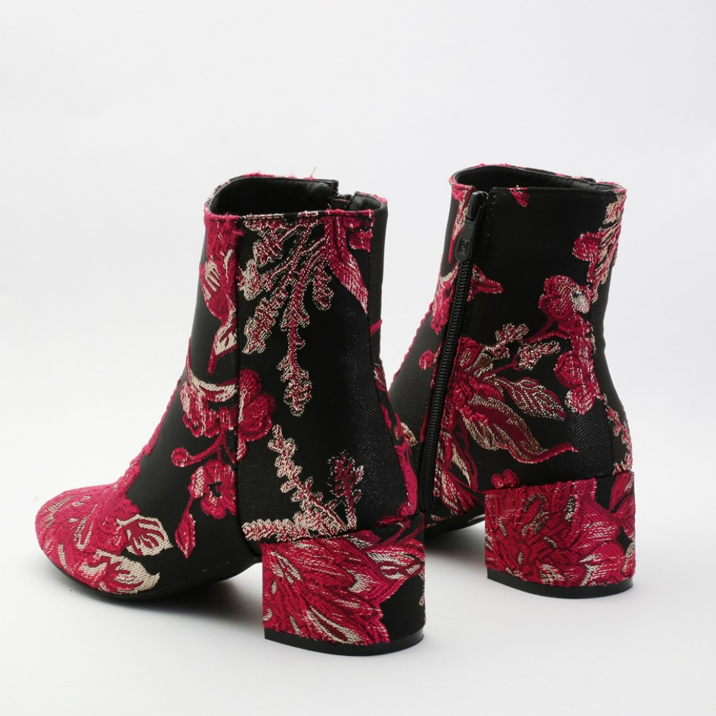 floral for fall embroidered boots for every price range